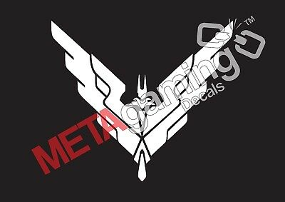 Elite Dangerous game logo for PS PC Xbox or Car Decal Sticker