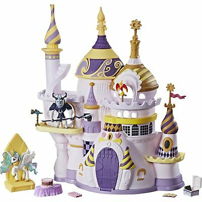 My Little Pony My Little Pony Movie FIM Schloss Canterlot, Spielfigur