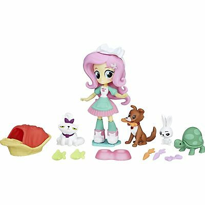 My Little Pony Equestria Girls Minis Fluttershy Tierchen-Wellness, Spielfigur