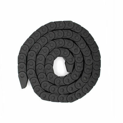 """Drag Chain 1M 40"""" Towline 15mm x 20mm Carrier Cable Plastic CNC Machine Tool"""