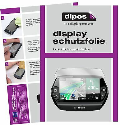 6x Bosch Nyon (E-Bike Display) Schutzfolie klar Displayschutzfolie Folie Display