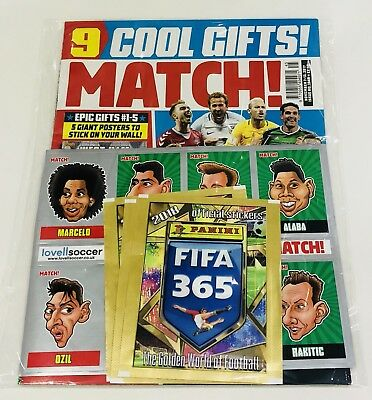 Match Magazine #1949 - 9 Free Gifts! (Brand New Back Issue)