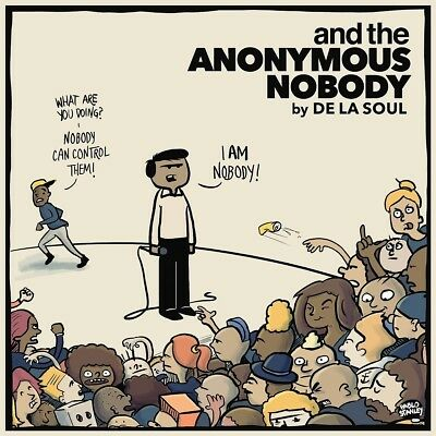 De La Soul - And The Anonymous Nobody   Cd New