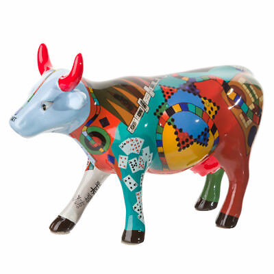 NEW Cow Parade It's Your Moove Cow