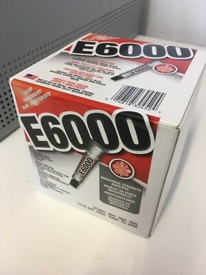 ASEE6000 Trade box of 50 5.3ml tubes. Genuine USA Factory supplied stock