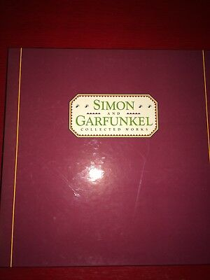 simon and garfunkel COLLECTED WORKS