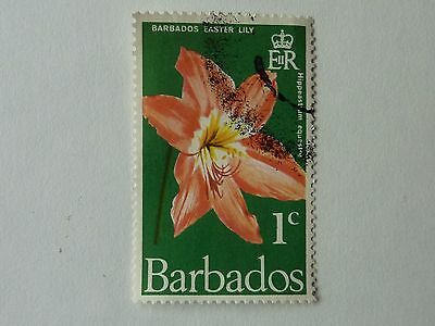 1216]  Stamps Of  Barbados  1970  Sg 419  Fine Used