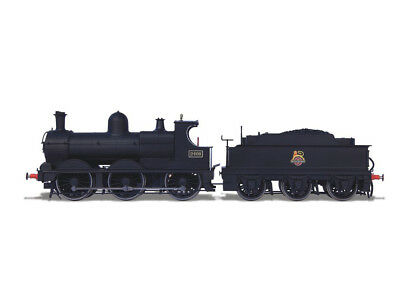 Oxford OR76DG002 Dampflok Dean Goods No. 2409 BR Spur 00