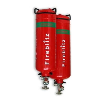 Automatic FE36 Residue-Free Fire Extinguisher - 1kg, 1.5kg, 2kg