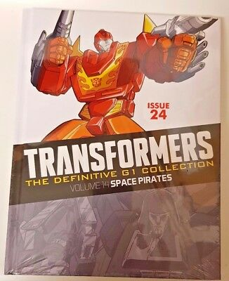 Transformers  Definitive  G1 Collection = Issue 24 = Space Pirates = Vol 14
