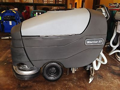"Advance Warrior ST 28"" Automatic Floor Scrubber"