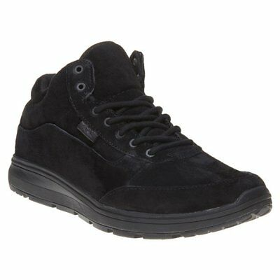 820abf9d5b NEW MENS VANS BLACK ISO 3 MTE SUEDE Sneakers Retro -  68.95