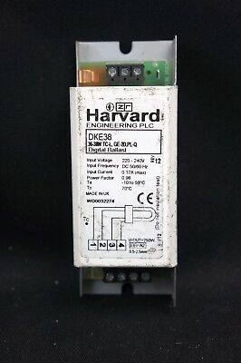 Harvard 36W/38W TC-L Non-Dimmable High Frequency 2D Ballast DKE38