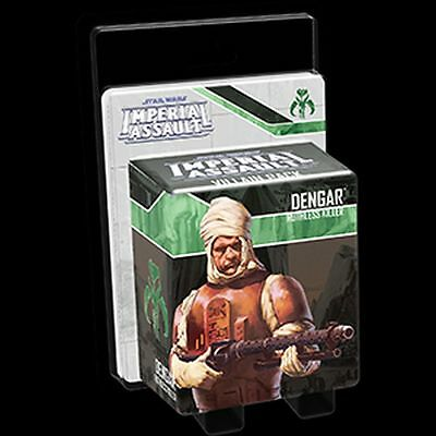 Dengar Villain Pack Star Wars Imperial Assault
