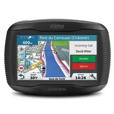 Garmin Zumo 345LM Motorcycle GPS Sat Nav Western Europe Lifetime Map Updates