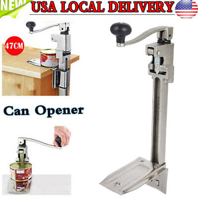 """13"""" Heavy Duty Commercial Can Opener Kitchen Restaurant Home Food Service Tools"""