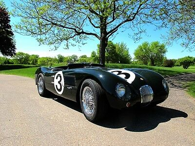 1951 Jaguar Other  1951 Jaguar C-Type Repoduction