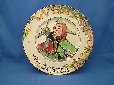 Royal Doulton The Jester Plate
