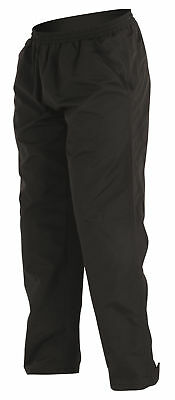 Gilbert Rugby Tour Vi Training Trousers Tracksuit Bottoms Black - Various Sizes