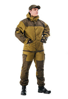 Suit Gorka-3 Olive Summer/Demi/Winter Tent 100% Cotton Airsoft Hunting Fishing