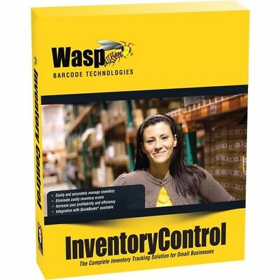 NEW Wasp Fast Start/silver Partners Inventory Control Rf Pro 633808342067