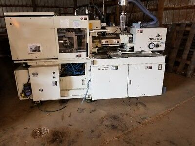 SUMITOMO Injection Moulding Machine DISC30 SD30