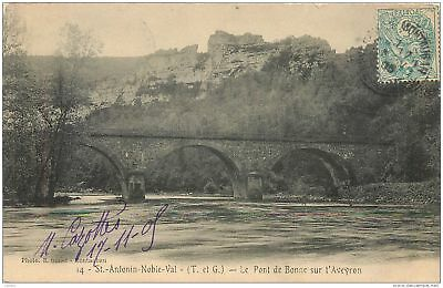 82-Saint Antonin Noble Val-N°C-3018-G/0149