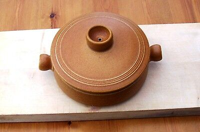Denby Langley Canterbury casserole/serving dish with lid