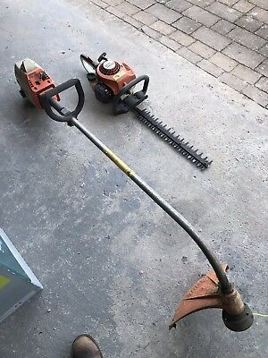 Stihl Hedge Trimmer And Strimmer
