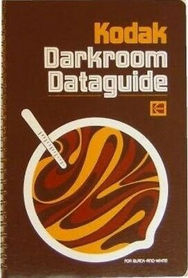 Kodak Darkroom Dataguide 5th Edition 1st 1976 Printing #363835