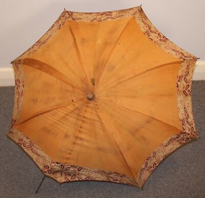 1920s ORIGINAL VINTAGE UMBRELLA AS IS.