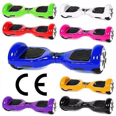 Swegway Hoverboard 6.5 Inch Wheels Self Balancing Electric Scooter Balance
