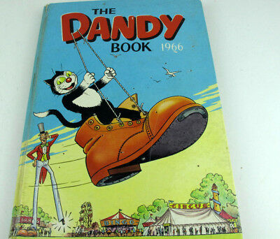 The Dandy Book 1966