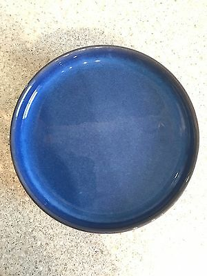 Denby Imperial Blue Coupe Breakfast 21cm Plate