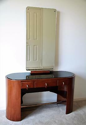 Attractive Art Deco Hall Table / Console Table / Dressing Table Circa 1935