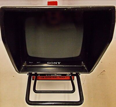Sony BVF 50CE View Finder                                       jh