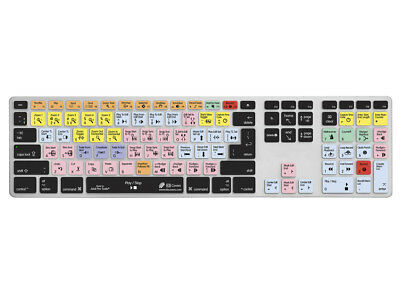 Pro Tools Keyboard Cover for Apple Ultra-Thin Keyboard w/ Num Pad