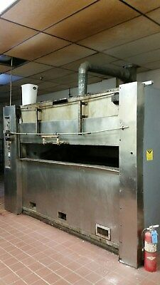 Reed 5 Rotating Shelf Commercial Oven