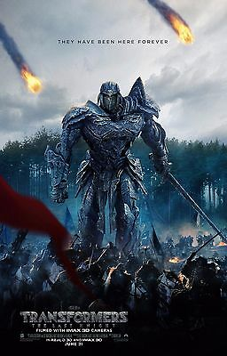 Barricade v10 24x36 Transformers: The Last Knight Movie Poster - Sqweeks