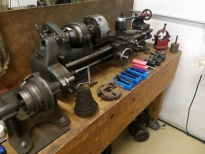 8 x 36 Southend Benchtop Lathe | includes tooling