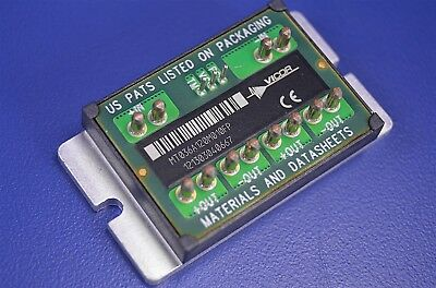 Vicor High Current Step-Down to 10A @ 9 to 17Vdc from 26 to 50Vdc Buck Converter