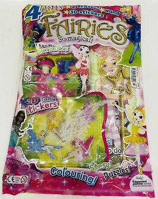 FAIRIES So Magical! Magazine #23 - 4 GIFTS INSIDE! (NEW)