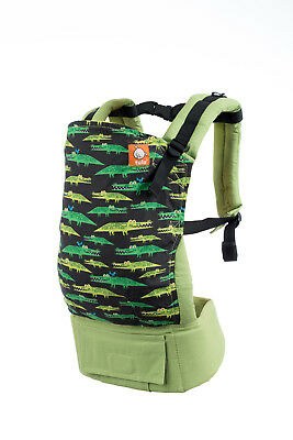 Tula Baby Carrier - Later Gator - Green