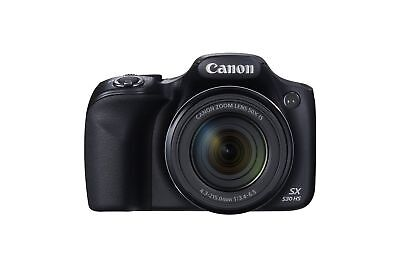 Canon PowerShot SX530 HS 16.0 MP CMOS Digital Camera with 50x Optical Ima... New