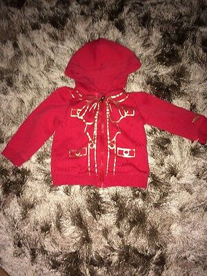 Baby Moshino Jacket 3-6months good condition fits my daughter at 8ms