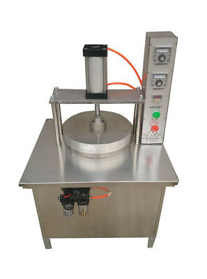 SALE! Spring Pancake Chinese Food Bread Thin Pancake Making Press Machine 110V