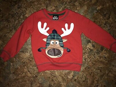 Child's Christmas Sweater - Size 4