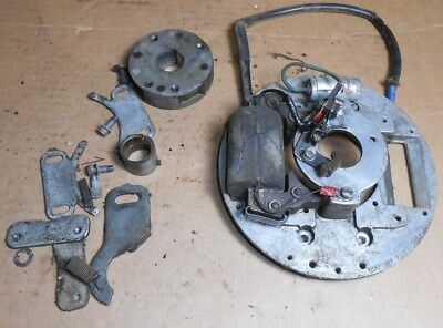 Clinton 700 series engine mag plate magneto ignition
