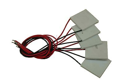 10X *New*TEC1-12706 Thermoelectric Cooler Heat Sink Cooling Peltier Plate Module