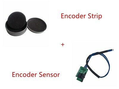Encoder Strip + Linear Encoder Board/Sensor for Roland XJ-740/XJ-640/540 XC-540